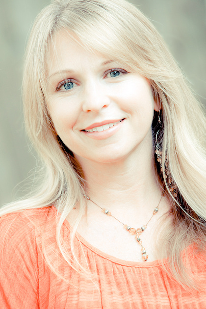 Mollie Deeb, author of the children