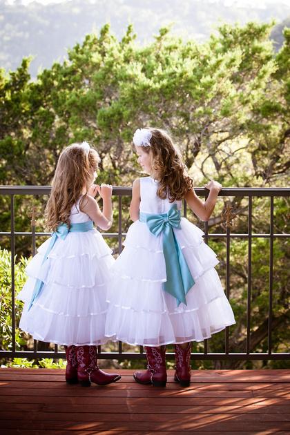 Richard McBlane Wedding Photography - flower girls