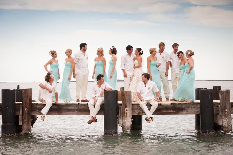 Wedding Party - Richard McBlane Wedding Photography, Aransas Pass, Port Aransas, Austin, Texas