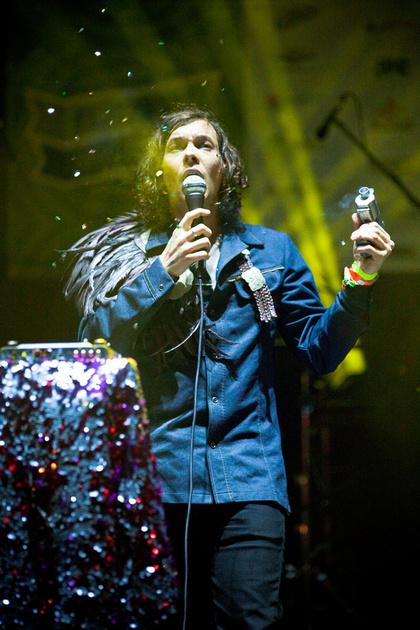 Alex Chappo, Jacked Stage by Doritos, SXSW 2012