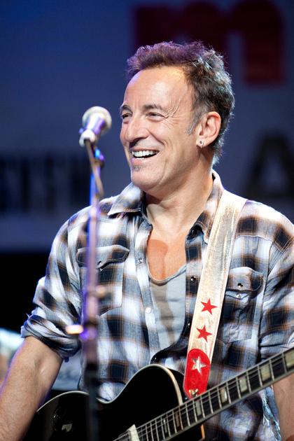 Bruce Springsteen, Austin Music Awards, SXSW 2012