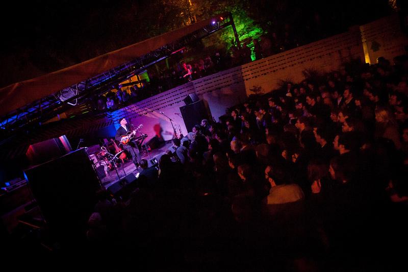 Richard McBlane Photography - Jens Lekman at Mohawk, Austin, Texas on 13th November 2012