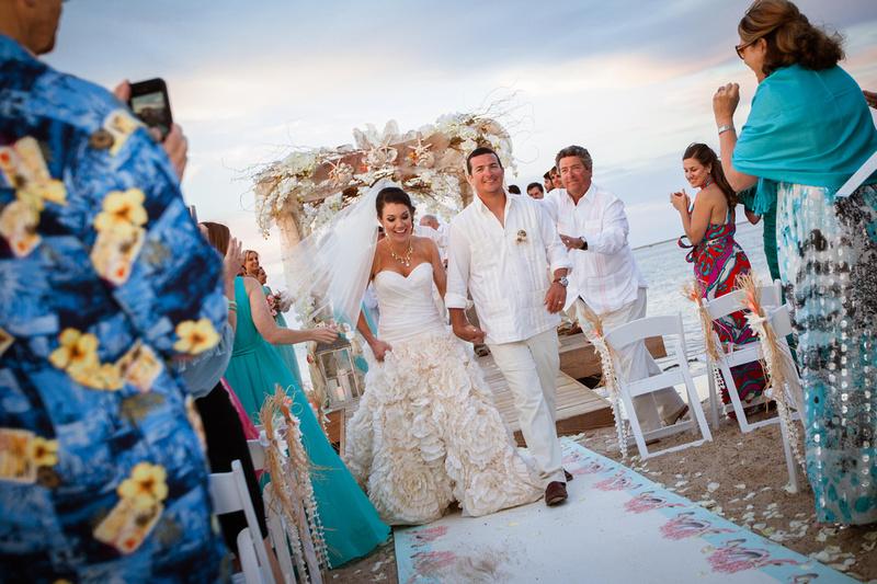 Ceremony - Richard McBlane Wedding Photography, Aransas Pass, Port Aransas, Austin, Texas
