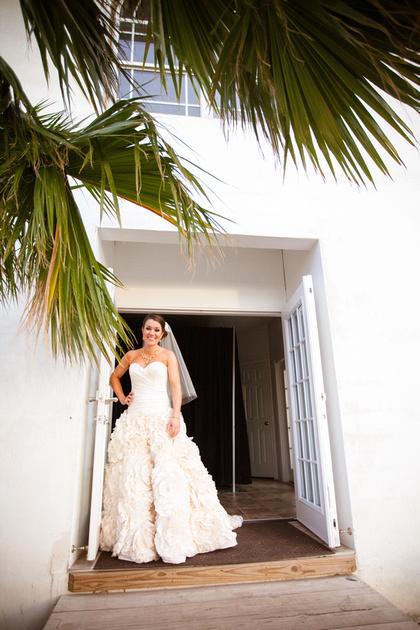 Bride - Richard McBlane Wedding Photography, Aransas Pass, Port Aransas, Austin, Texas