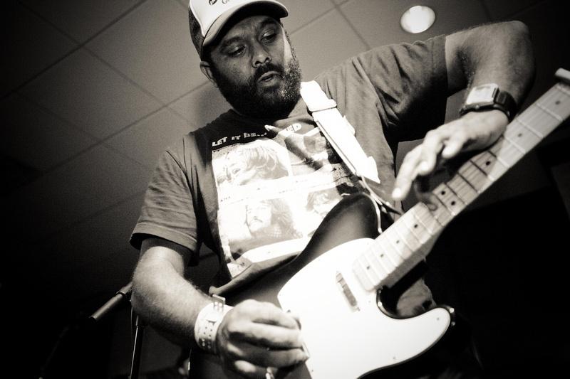 Jeremy Marou of Busby Marou, Hilton Garden Inn, SXSW 2012